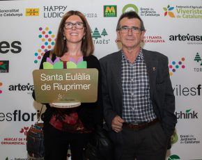 assistents Santa Eulalia de Riuprimer Flors d Honor 2017 - Viles Florides