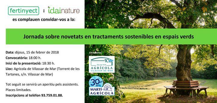 tractaments sostenibles per espais verds