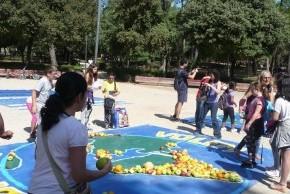 Cinc-cents nens de Figueres, pel medi ambient