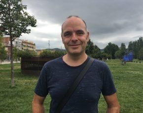 Entrevista amb Àlex March, cap de la unitat tècnica de parcs i jardins de Mollet del Vallès