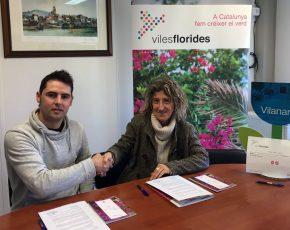Viles Florides y la Associación de Micro pueblos de Catalunya se unen para llevar el verde a los pequeños municipios