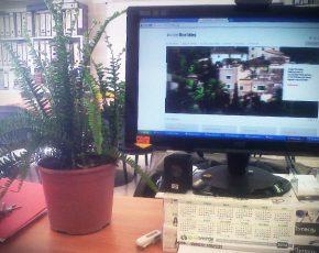 La oficina florida d'en Pol