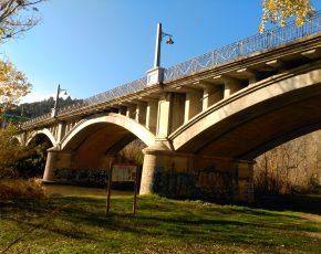 pont noucentista sant vicenc de castellet - Viles Florides