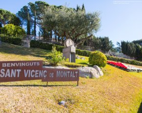 Sant Vicenç de Montalt se suma a Viles Florides