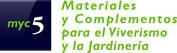 Materiales y Complementos para el Viverismo y la Jardinería