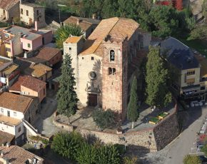 Sant Pere de Vilamajor obté la distinció de Vila Florida