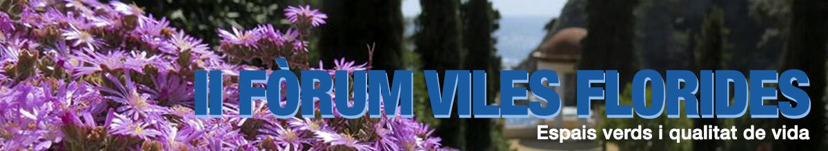 Forum Viles Florides a Blanes